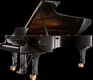 スタインウェイコンサートグランドピアノD-274
