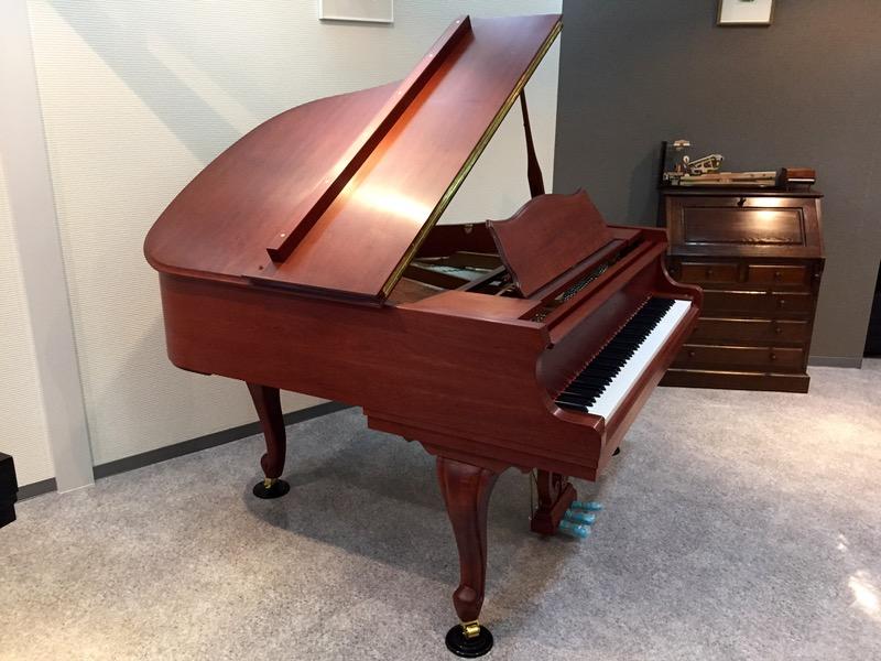 エセックスグランドピアノEGP-155FFフレンチ・プロヴィンシャル