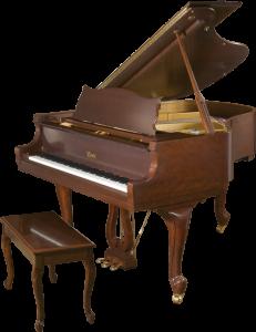 エセックスグランドピアノEGP-155FF