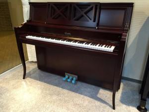 エセックスアップライトピアノEUP-116CT