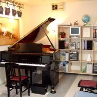レッスンに集中できる環境(ファイネスト音楽教室)