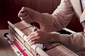 スタインウェイピアノの調律