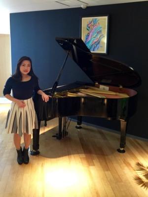 ピアニスト 内 奈々子さん