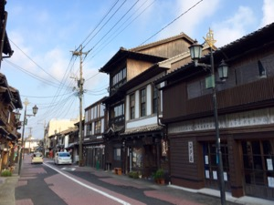 長崎県平戸市旧市街